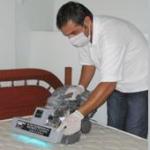 Potema Hijyen antimite yatak temizleme hizmeti